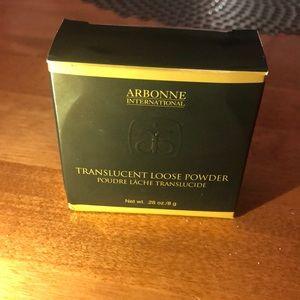 Arbonne Translucent Loose Powder